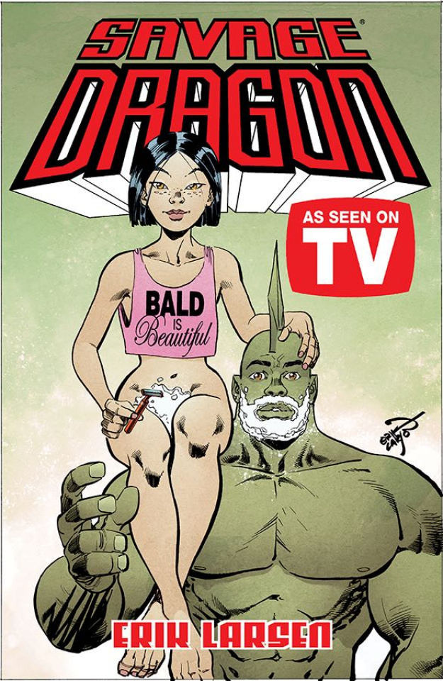 Savage Dragon: As Seen On TV
