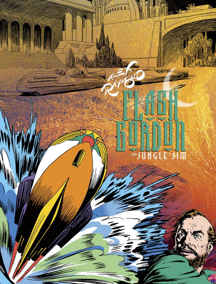 The Definitive Flash Gordon and Jungle Jim Vol. 4