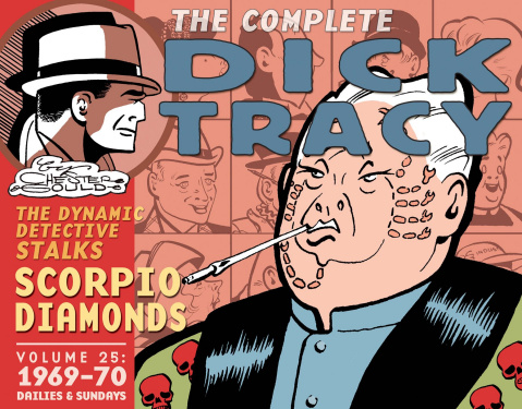 The Complete Chester Gould Dick Tracy Vol. 25