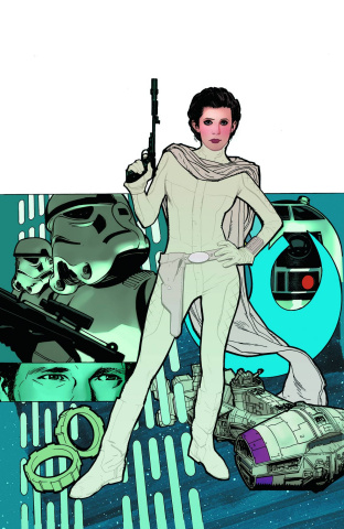 Star Wars: Rebel Heist #2 (Hughes Cover)