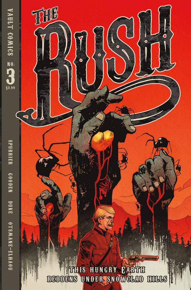 The Rush #3 (Gooden Cover)