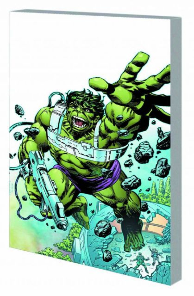 The Incredible Hulk: Regression