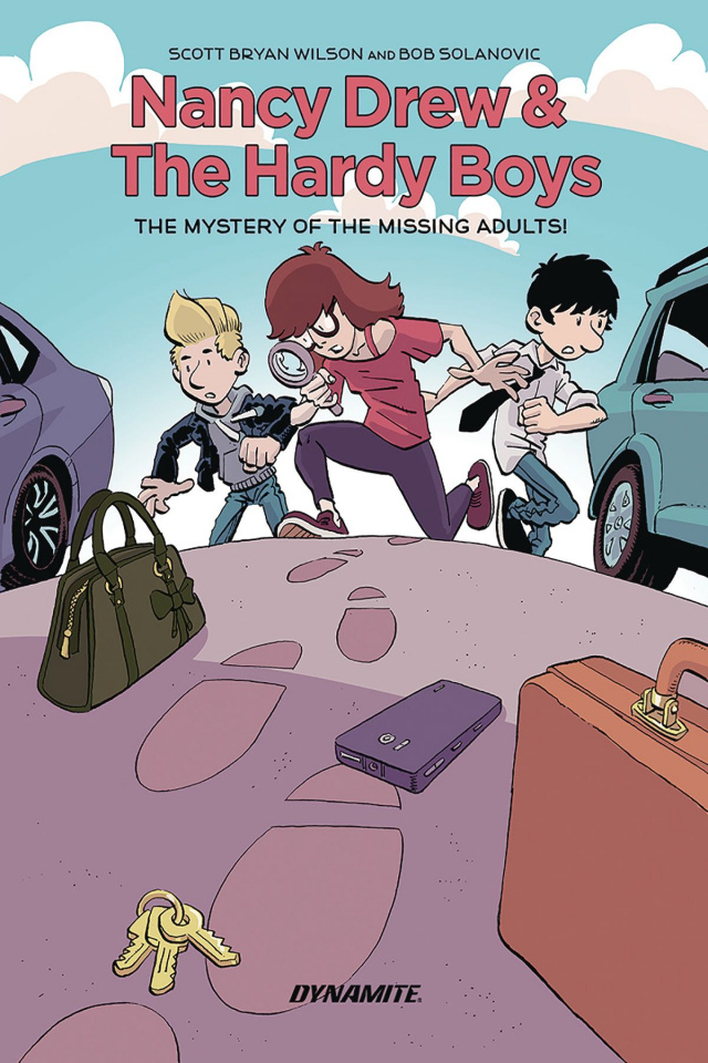 Nancy Drew & The Hardy Boys: The Mystery of the Missing Adults!