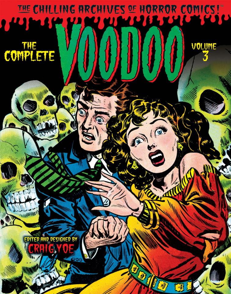 The Complete Voodoo Vol. 3