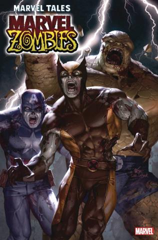 Marvel Tales: The Original Marvel Zombies #1