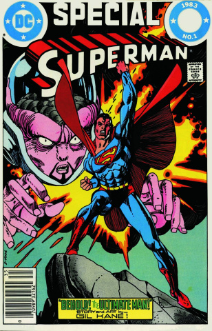 The Adventures of Superman by Gil Kane
