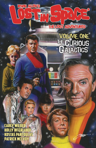Lost in Space Vol. 1: The Curious Galactics