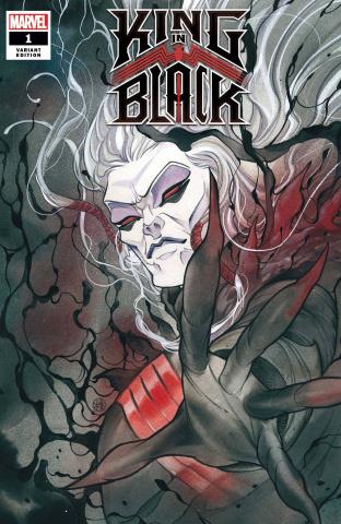 King in Black #1 (Momoko Cover)
