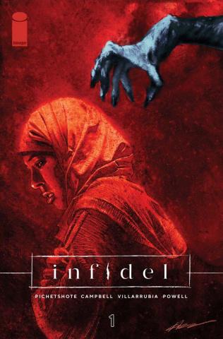 Infidel #1 (Campbell & Villarrubia Cover)