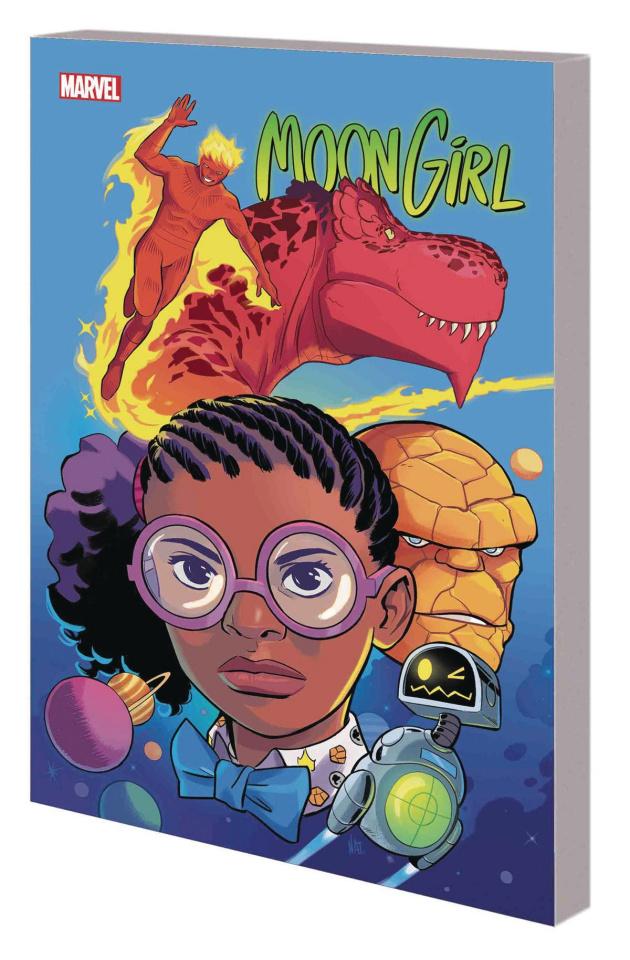 Moon Girl and Devil Dinosaur Vol. 5: The Fantastic Three