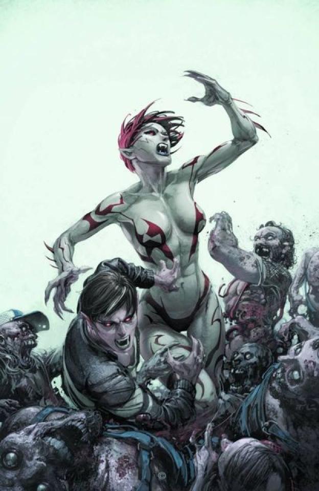I, Vampire #11