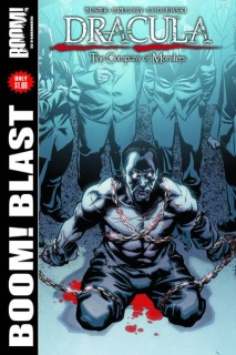 Dracula: The Company of Monsters #1 (BOOM! Blast Edition)