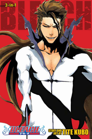 Bleach Vol. 16 (3-in-1 Edition)