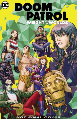 Doom Patrol: The Weight of the Worlds