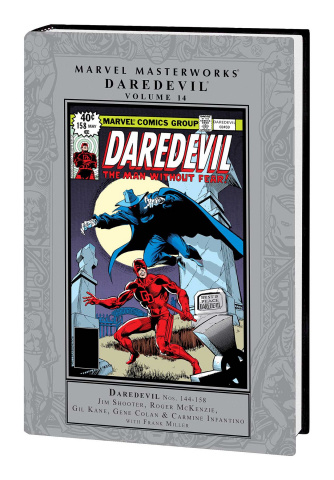 Daredevil Vol. 14 (Marvel Masterworks)