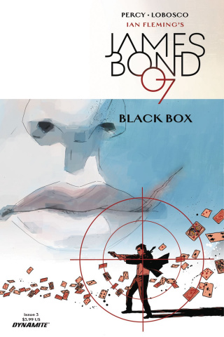 James Bond: Black Box #3 (Reardon Cover)