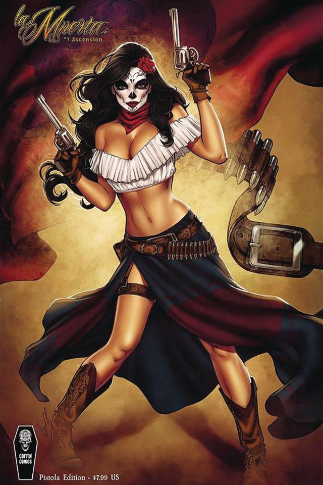 La Muerta: Ascension (Pistola Cover)