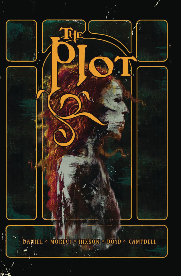 The Plot #1 (Cover C)