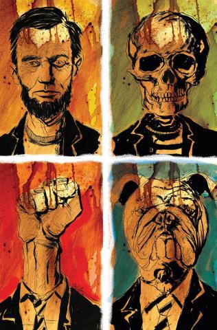 Punks: The Comic #2 (Lemire Cover)
