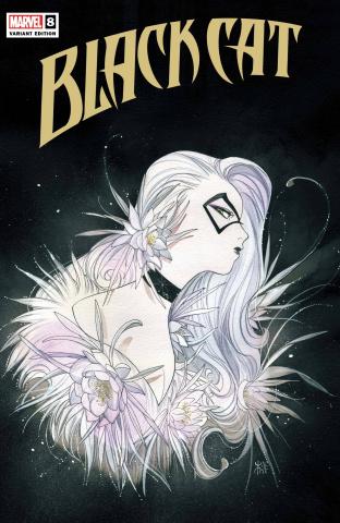 Black Cat #8 (Momoko Cover)