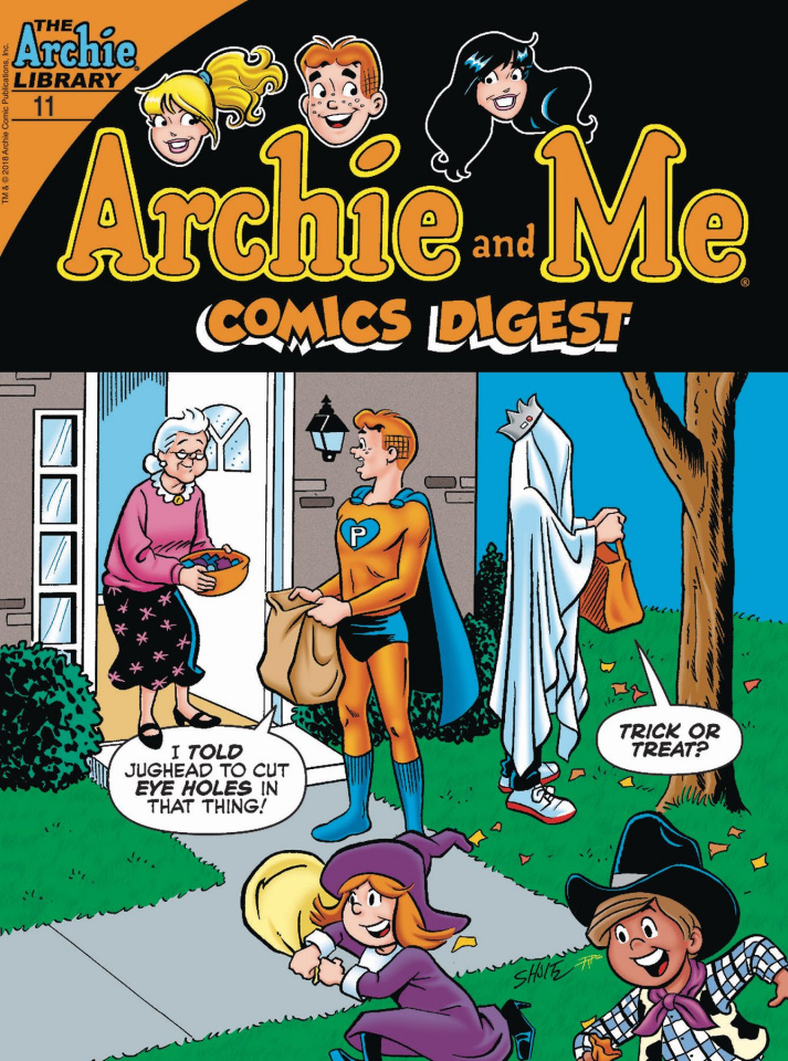 Archie and Me Comics Digest #11