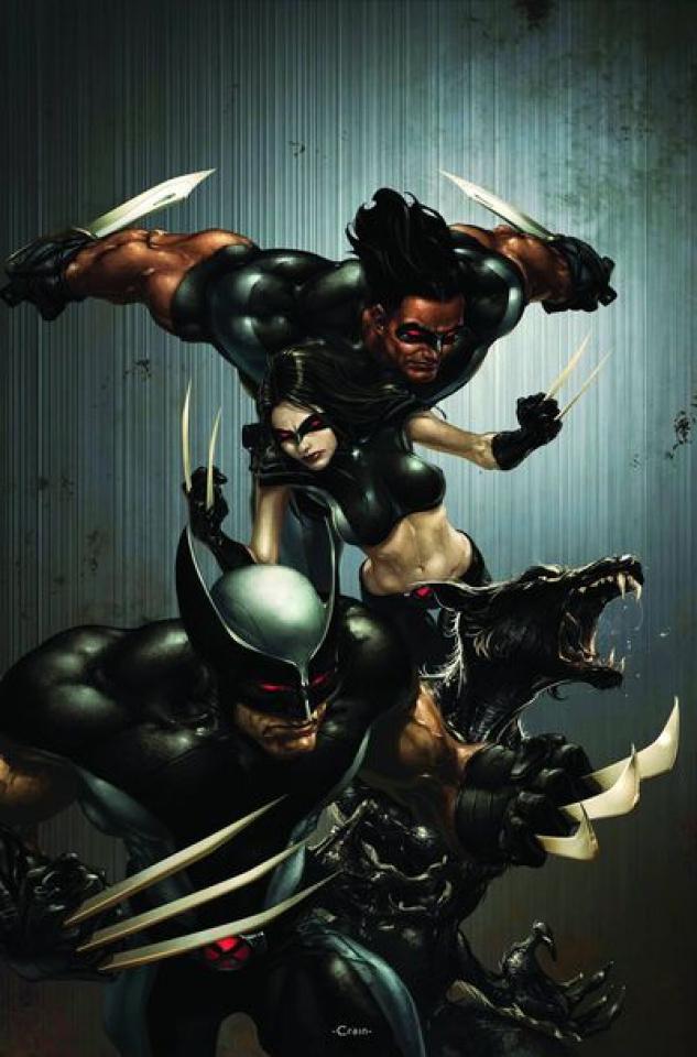 X-Force #1 (Marvel's Greatest Comics)