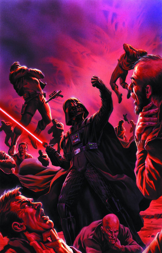 Star Wars: Darth Vader & The Cry of Shadows #1