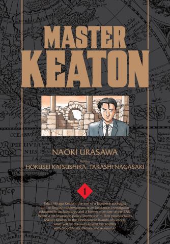 Master Keaton Vol. 1