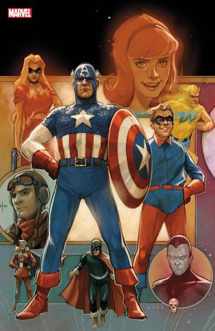 The Immortal Hulk #11 (Noto Marvel 80th Anniversary Cover)
