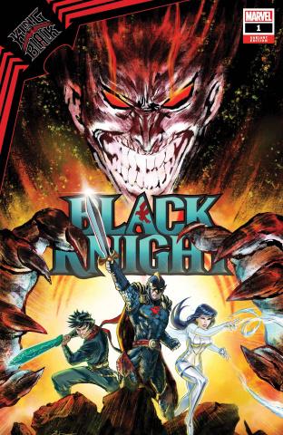 King in Black: Black Knight #1 (Su Cover)