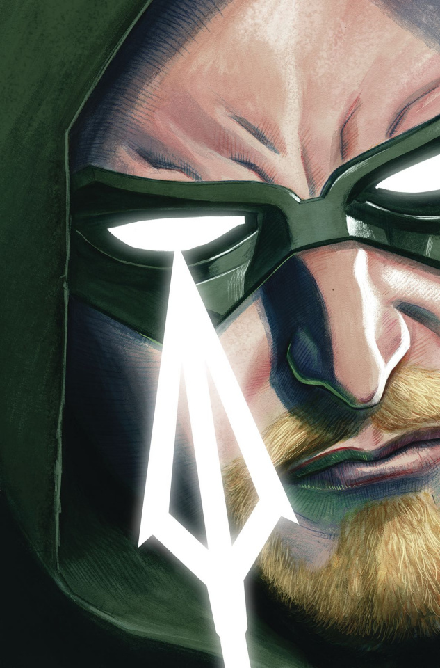 Green Arrow Vol. 1: The Life and Death of Oliver Queen