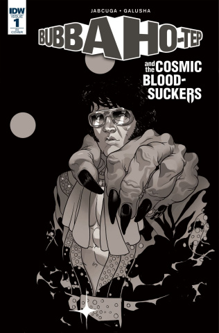 Bubba Ho-Tep and the Cosmic Blood-Suckers #2 (5 Copy Cover)