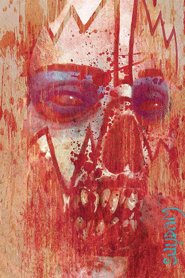 KISS: Zombies #3 (Suydam Virgin Cover)