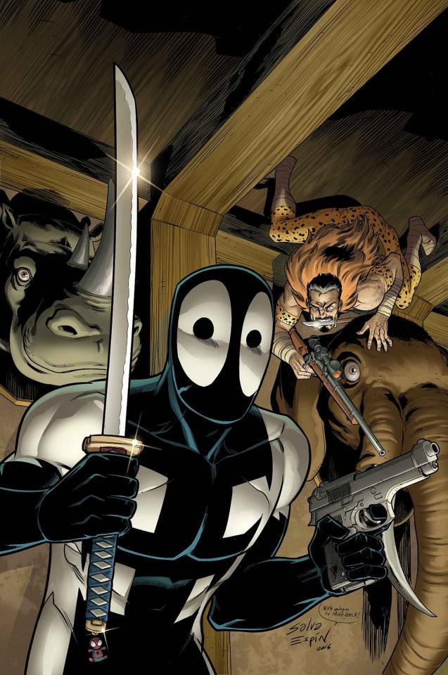 Deadpool: Back in Black #4