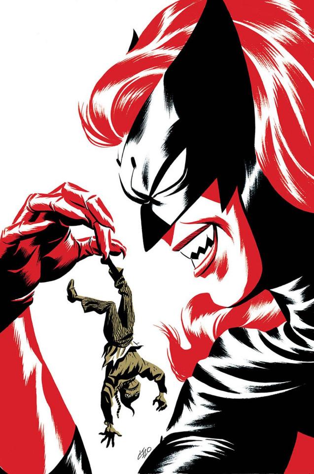 Batwoman #10 (Variant Cover)