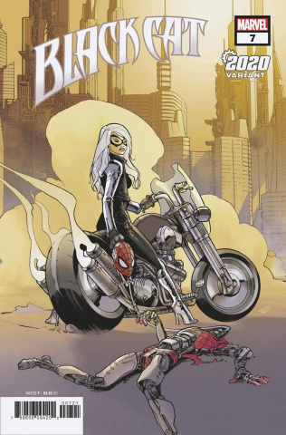 Black Cat #7 (Vatine 2020 Cover)