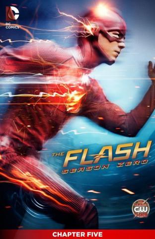 The Flash, Season Zero #5