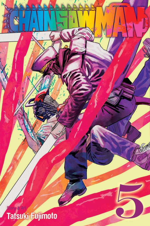 Chainsaw Man Vol. 5