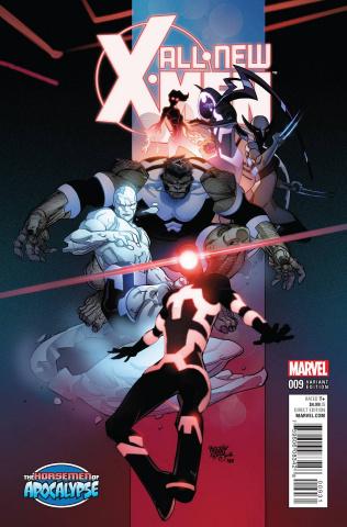 All-New X-Men #9 (Variant Cover)