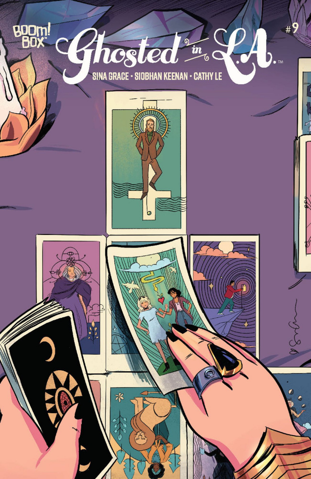 Ghosted in L.A. #9 (Grace Cover)
