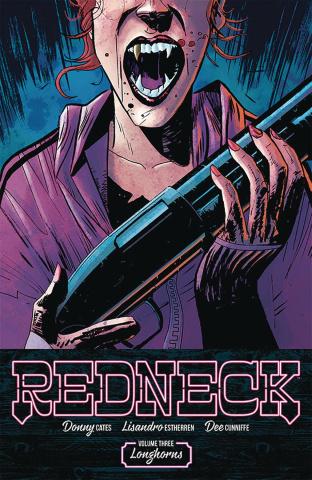 Redneck Vol. 3: Longhorns