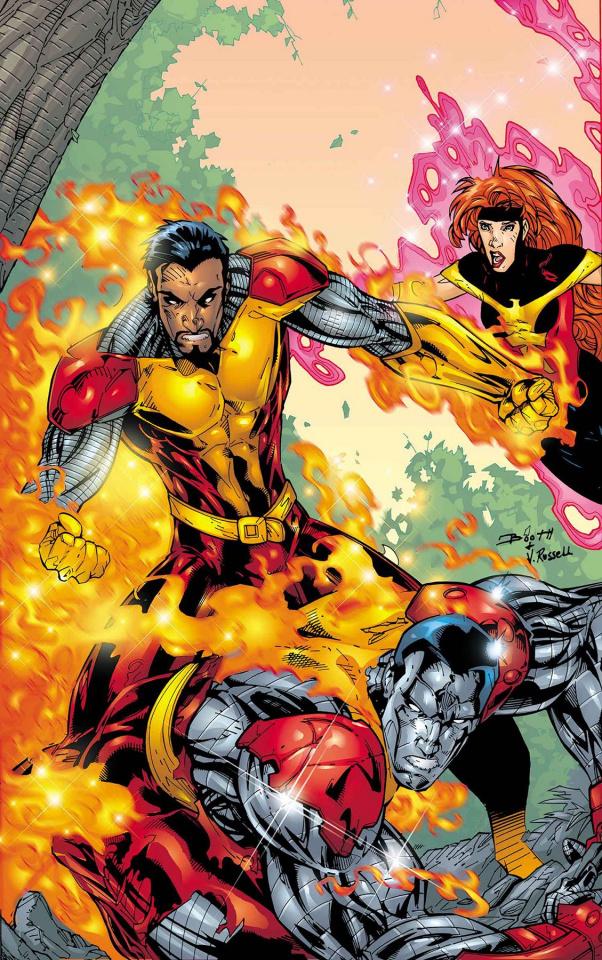 X-Men: Karima Shapandar, Omega Sentinel #1 (True Believers)