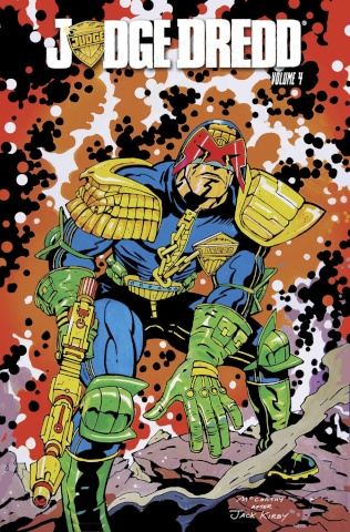 Judge Dredd Vol. 4