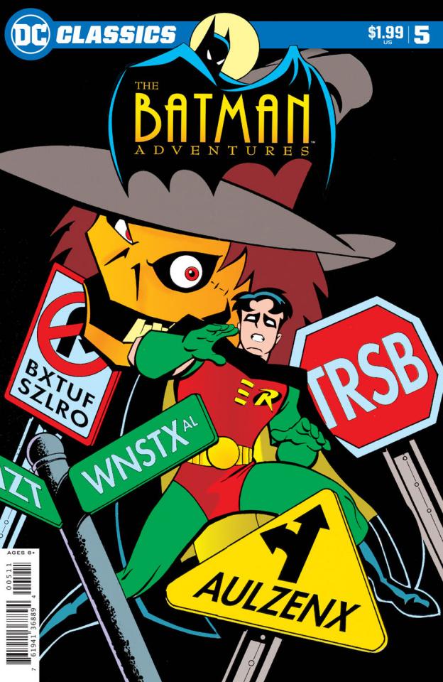 DC Classics: The Batman Adventures #5