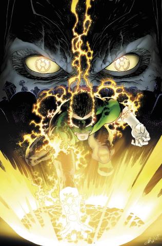 Green Lantern: New Guardians #14