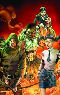 Grimm Fairy Tales: The Library #5 (Mychaels Cover)