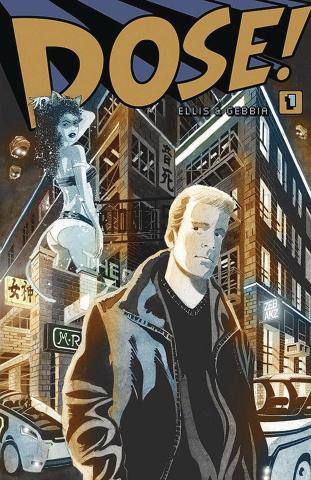 Dose! #1 (Fitzgibbon Cover)