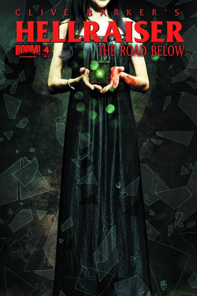 Hellraiser: The Road Below #4