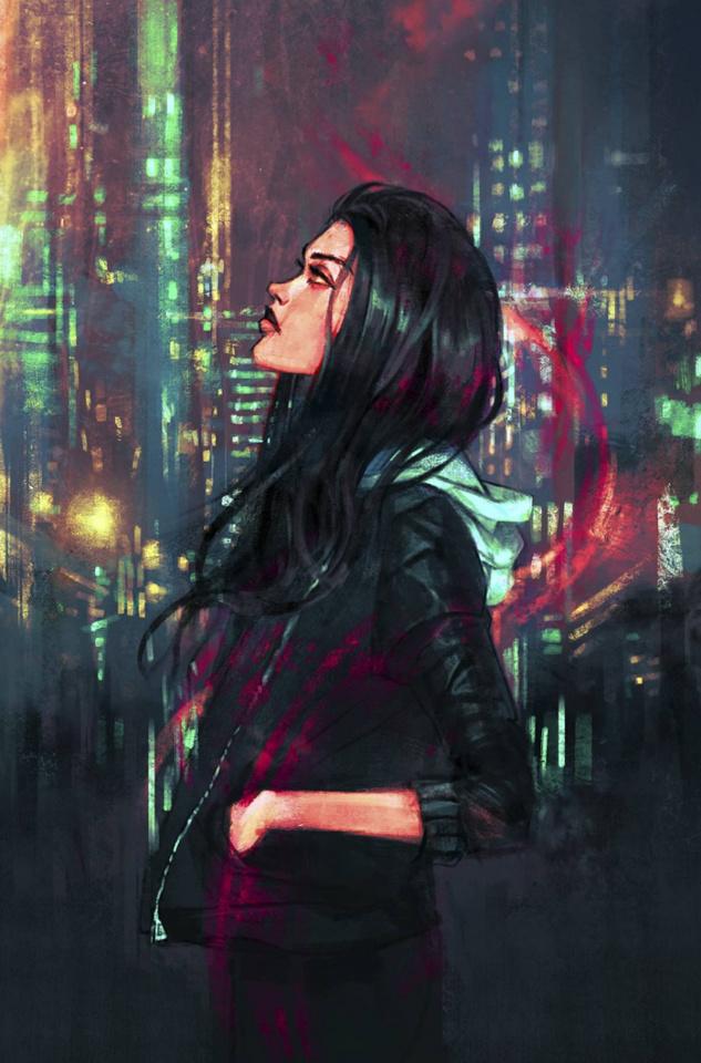 Hexed #5 (Zhang Cover)