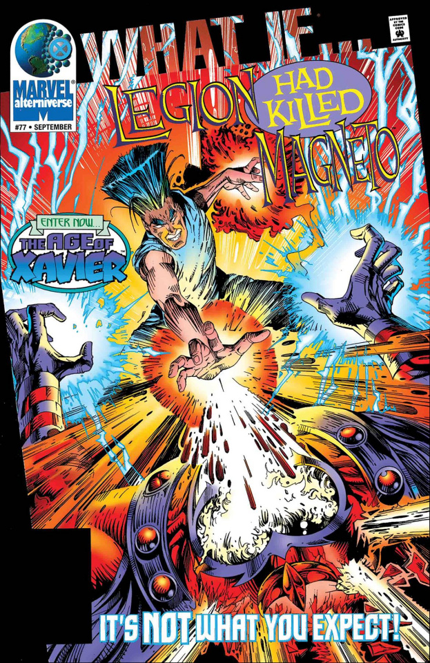 What If Legion Killed Magneto? #1 (True Believers)